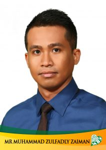 mr muhammad zulfadly zaiman